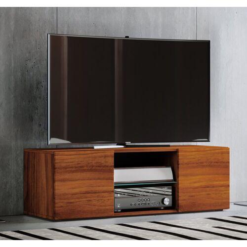 "VCM TV-Board »TV - Lowboard ""Lowina""«, Breite 95cm: Kern-Nussbaum"