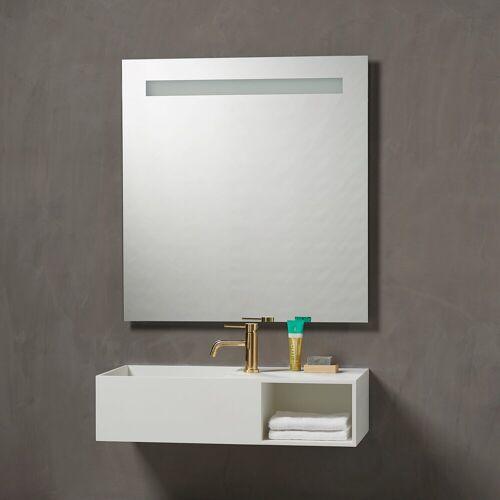 Loevschall Badspiegel »Lökken«, Breite 80 cm