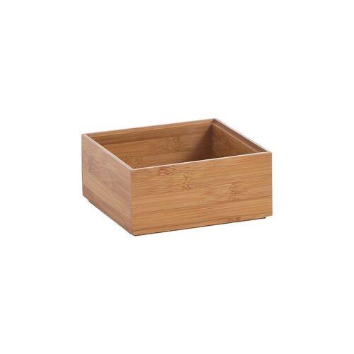 """Zeller Present Aufbewahrungsbox »Aufbewahrungs-Kiste """"Bamboo"""" 15x15x7 cm«"""