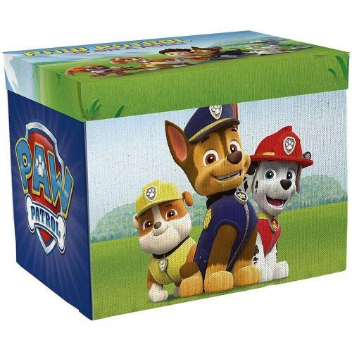 PAW PATROL Aufbewahrungsbox »Aufbewahrungsbox mit Spielmatte, «