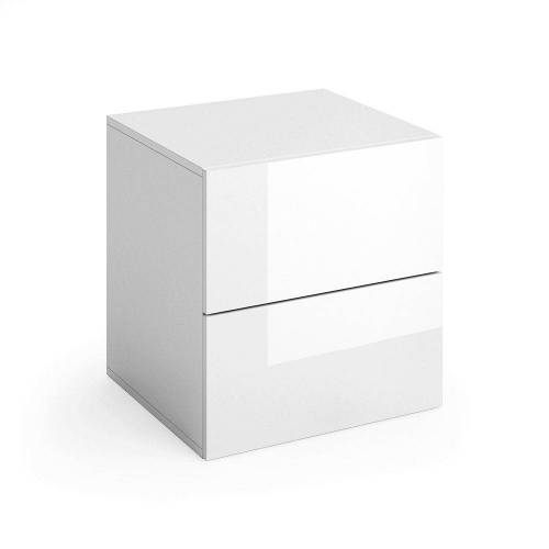 Vicco Nachtschrank »Nachttisch Charles Kommode Schlafzimmer Weiß«