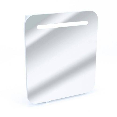 Vicco Badezimmerspiegelschrank »LED Spiegelschrank Badspiegel Badschrank Spiegel 70 cm Weiß Hochglanz«