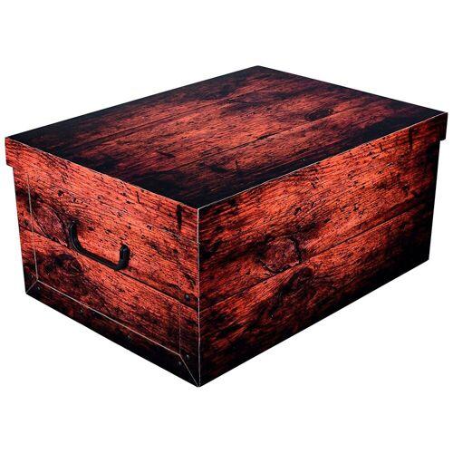 Kreher Aufbewahrungsbox »Dark Wood«, braun
