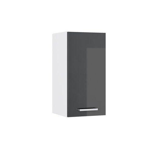 Vicco Hängeschrank »30 cm Küchenzeile Küchenunterschrank Küchenmöbel R-Line Anthrazit Hochglanz«, Anthrazit