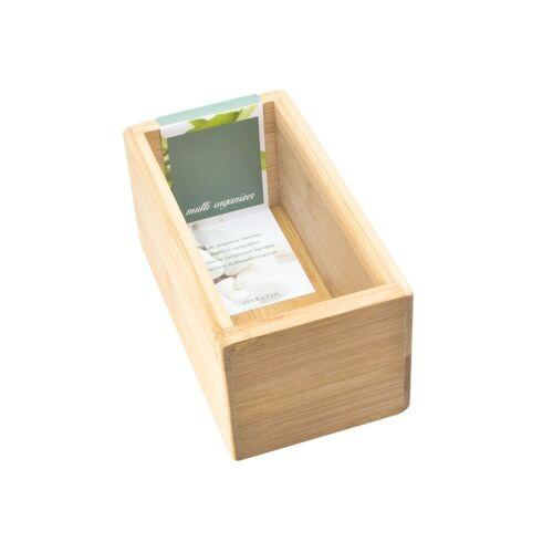 HTI-Living Aufbewahrungsbox »Aufbewahrungsbox Bambus«, Aufbewahrungsbox
