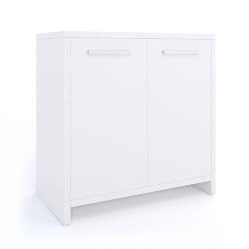Vicco Waschbeckenunterschrank »Waschtischunterschrank Kiko Unterschrank Waschbecken Waschtisch Bad Weiß«