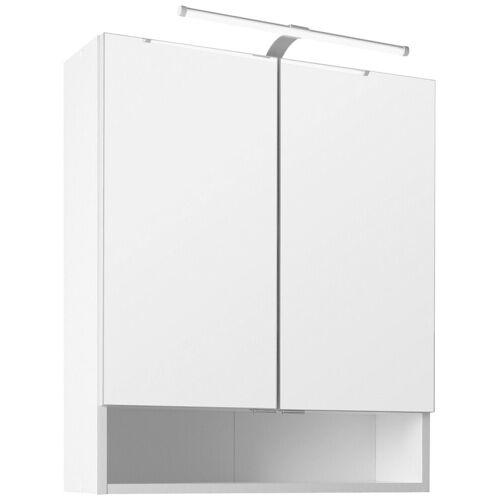 HELD MÖBEL Spiegelschrank »60« Breite 60 cm, mit Schalter und Steckdose