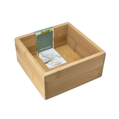 Neuetischkultur Aufbewahrungsbox »Aufbewahrungsbox Bambus Aufbewahrungsbox Bambus«, Aufbewahrungsbox