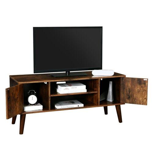 VASAGLE Lowboard »LTV08BX«, TV-Schrank, Fernsehtisch, Fernsehschrank, vintage
