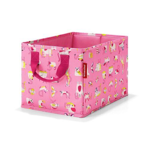 REISENTHEL® Aufbewahrungsbox »Aufbewahrungsbox storagebox kids«, Aufbewahrungsbox, abc friends pink