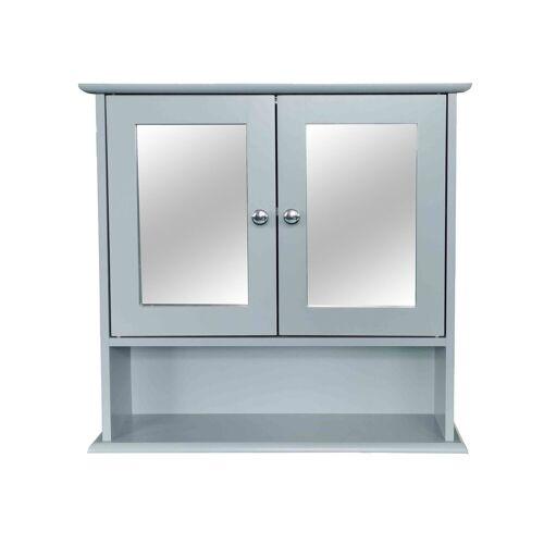 HTI-Line Badezimmerspiegelschrank »Spiegelschrank Sarah mit 2 Türen« (1-St)