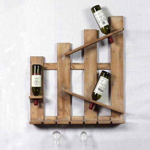 HTI-Line Weinregal »Weinregal Pinot«