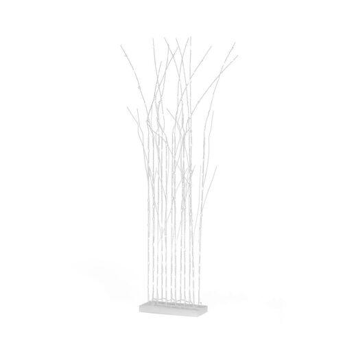 MAXXMEE Raumteiler, LED-Raumtrenner aus 12 Zweigen