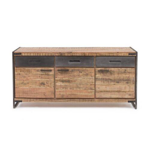 KAWOLA Sideboard »WEST«, Akazie