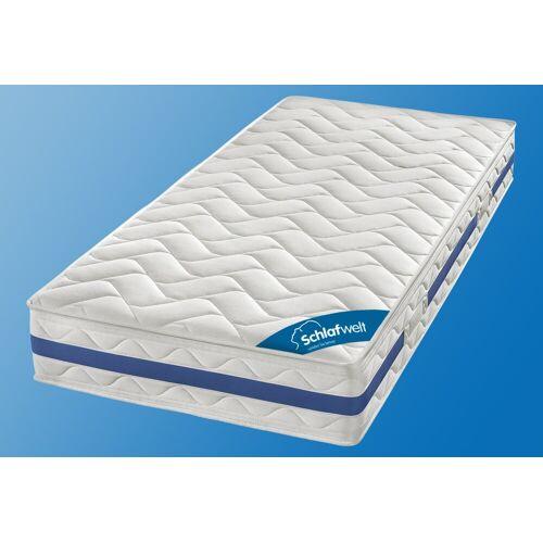 Schlafwelt Taschenfederkernmatratze »TFK Superba 24«, , 24 cm hoch, 1000 Federn, Die Kompakte Matratze mit Klimaband