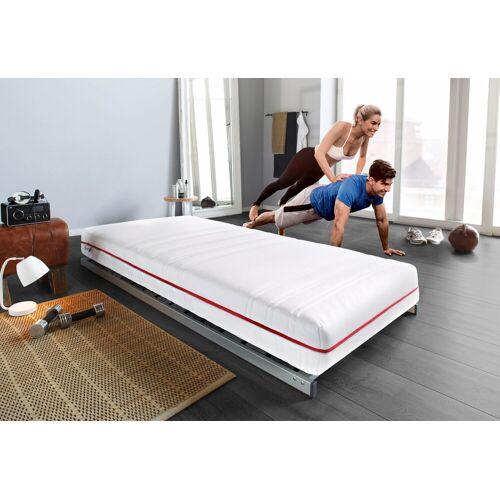 BeSports Komfortschaummatratze »HKS 2100«, , 21 cm hoch, Machen Sie sich fit und gesund, Tag und Nacht
