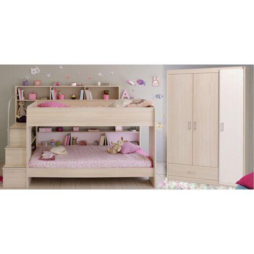 Parisot Jugendzimmer-Set »Bibop«, (Set, 2-tlg)
