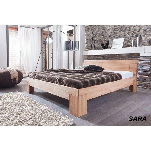SAM® Massivholzbett »Sara«
