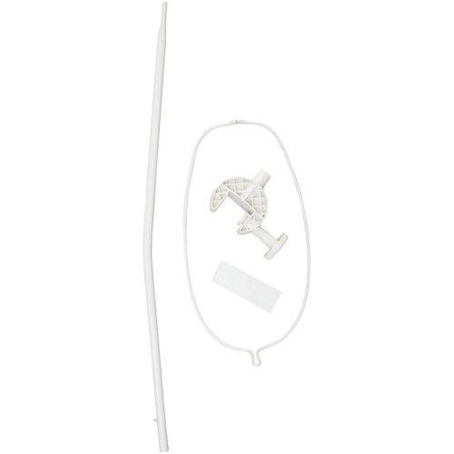 roba® Himmelstange »Hochstahlprofil (0294)«, , Fixmaß