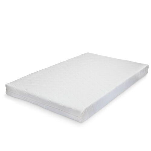 neu.haus Kaltschaummatratze, , 16 cm hoch, Kaltschaum Matratze 90x200 cm Visco Premium Komfort Rollmatratze