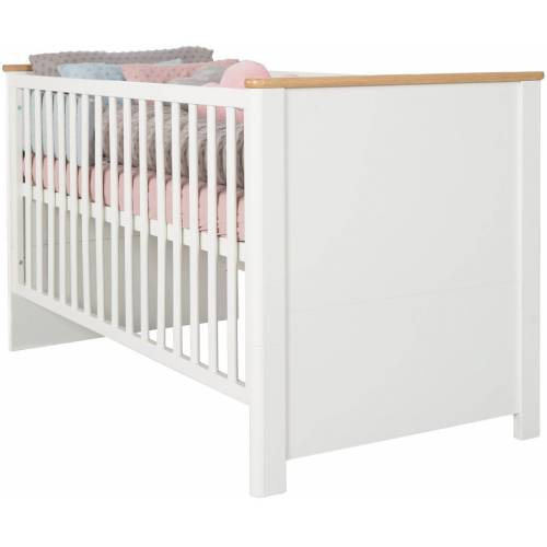 roba® Babybett »Ava«, Made in Europe; Kinderbett, Gitterbett