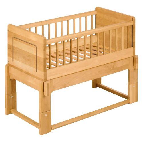 BioKinder - Das gesunde Kinderzimmer Babybett »Tim«, Babybett Stillbett Beistellbett