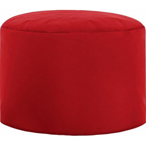 Sitting Point Sitzsack »DotCom SCUBA«, rot