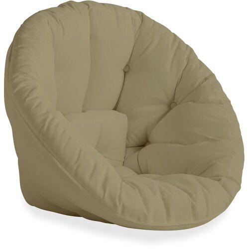 Karup Design Loungesessel »Nido«, beige