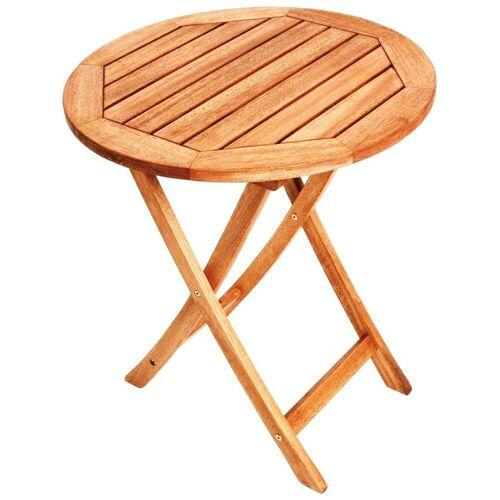 MERXX Gartentisch »Klapptisch«, Durchmesser 80 cm