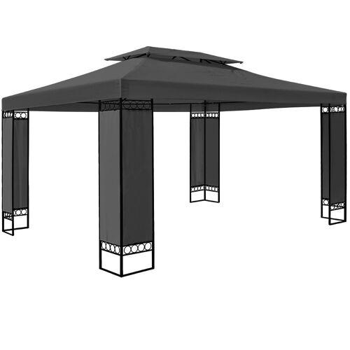 Deuba Pavillon »Elda«, wetterfest, Grau