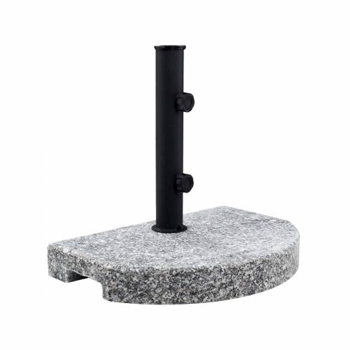 BUTLERS Schirmständer »THE ROCK Schirmständer halbrund 15kg«