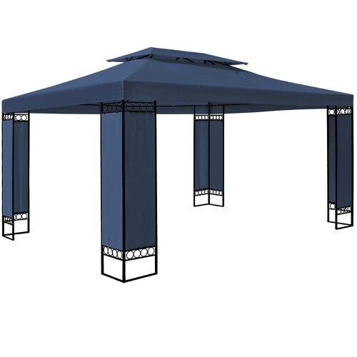 Deuba Pavillon »Elda«, wetterfest, Blau