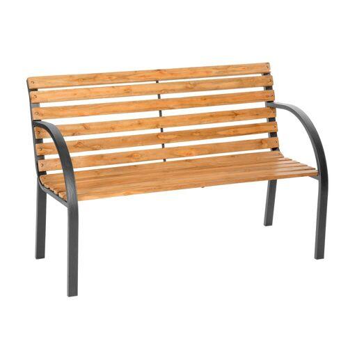 tectake Gartenbank »Gartenbank Micha aus Holz«