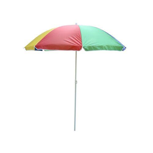 Outsunny Sonnenschirm »Strandschirm höhenverstellbar«