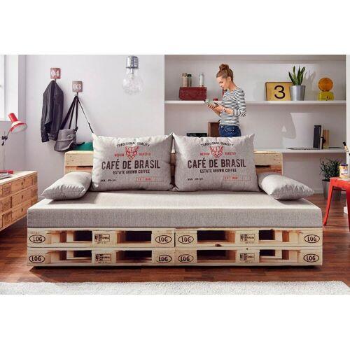 exxpo - sofa fashion Schlafsofa, Palette
