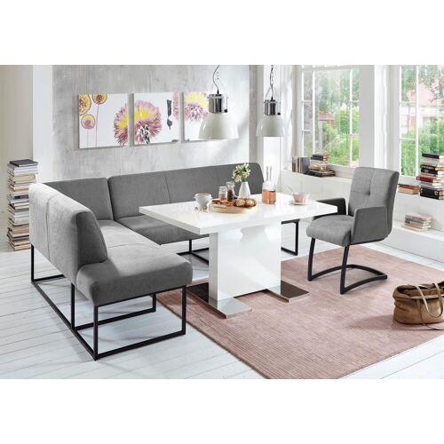 exxpo - sofa fashion Eckbank, grau