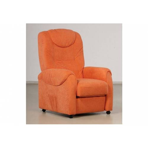 TV-Sessel, apricot