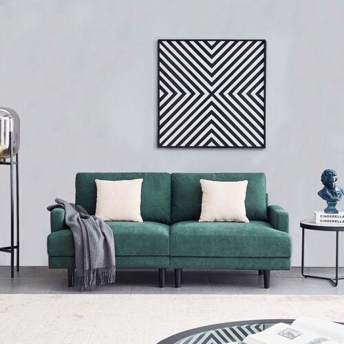 Fangqi Sofa »180cm -Emerald«, Emerald