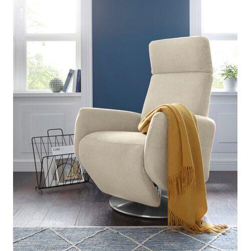 sit&more TV-Sessel, creme