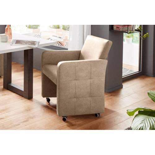 exxpo - sofa fashion Sessel, Breite 61 cm, sahara