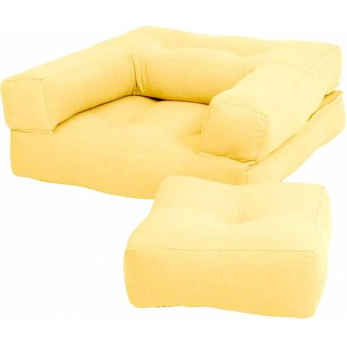 Karup Design Sessel »Mini Cube«, gelb