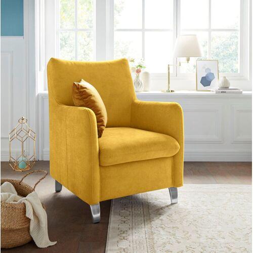 sit&more Sessel, gelb