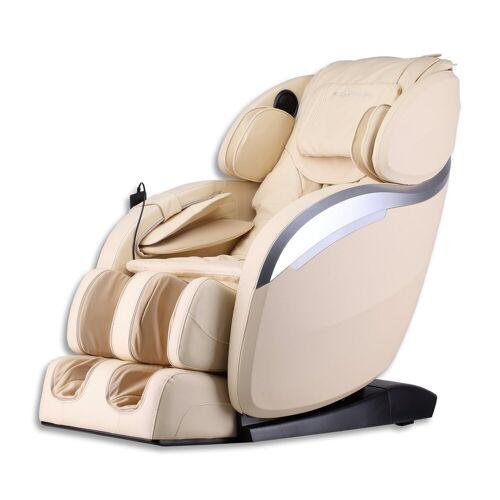 HOME DELUXE Massagesessel »Massagesessel Dios V2« (1-St), Ganzkörpermassage, beige   beige