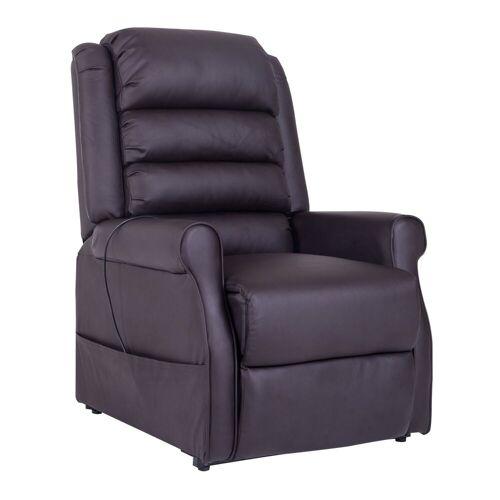 HOMCOM Massagesessel »TV Sessel«, braun