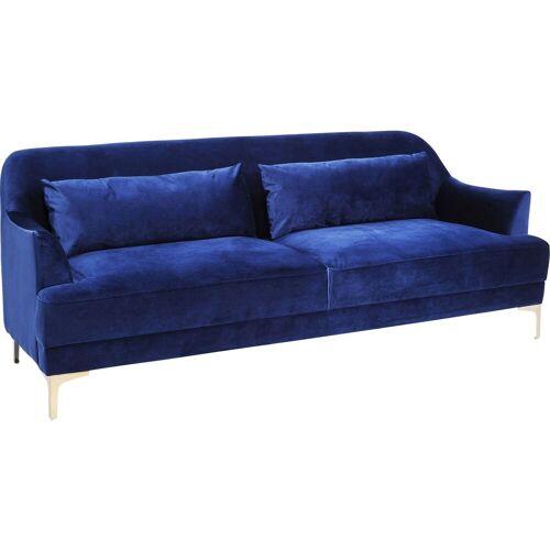 KARE Sofa »Sofa Proud Samt 3Sitzer«