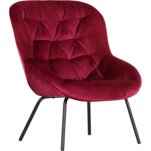 Gutmann Factory Sessel »Fiona«, rot