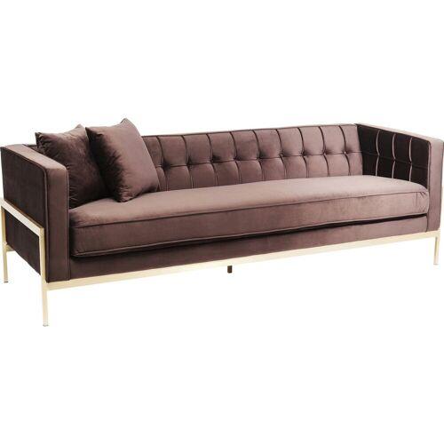 KARE Sofa »Sofa Loft Braun 3Sitzer«