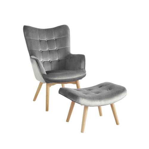 heine home Sessel+Hocker im Set