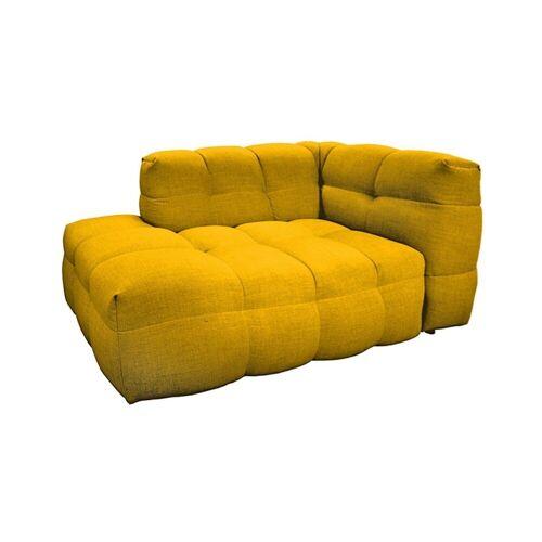 KAWOLA Sofa »ROSARIO«, Chaiselongue Recamiere links o. rechts wählbar