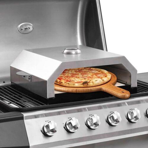 vidaXL Pizzaofen